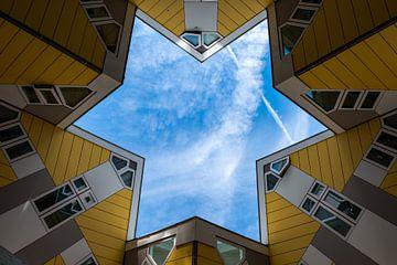 Kubuswoningen, Rotterdam van