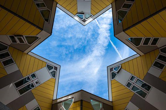 Kubuswoningen, Rotterdam van Eddy Westdijk