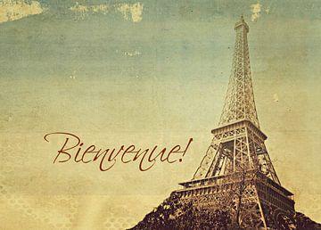 Willkommen in Paris sur Heike Hultsch