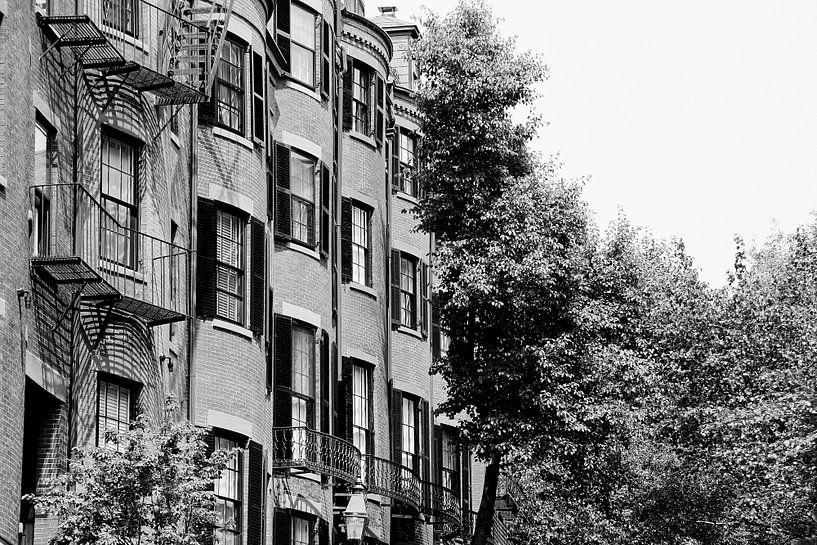 boston brick homes von Meleah Fotografie