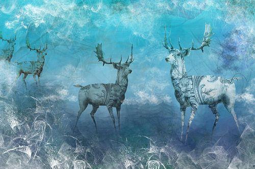 Ontmoeting in winterwonderland