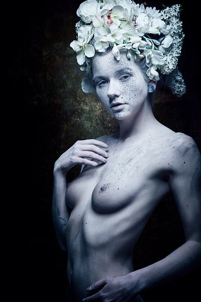 White beauty van Allard Kamermans