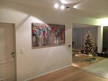 Klantfoto: Dance people 2 van Atelier Paint-Ing