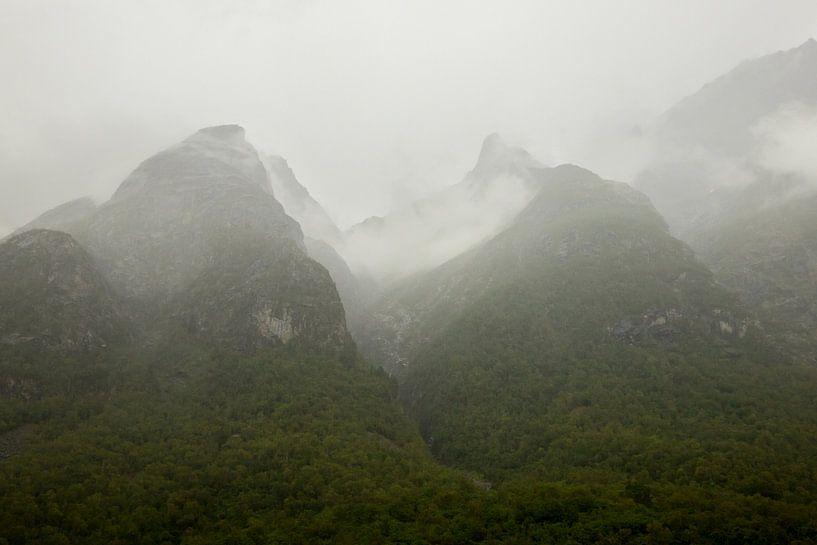 Sprookjessfeer in Noorwegen van Karijn | Fine art Natuur en Reis Fotografie