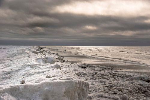 Winter am Meer von
