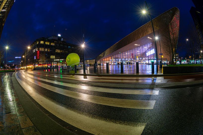 Rotterdam Centraal van Twan Aarts