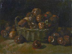 Vincent van Gogh, Mand met appels