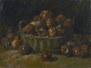 Vincent van Gogh, Mand met appels van
