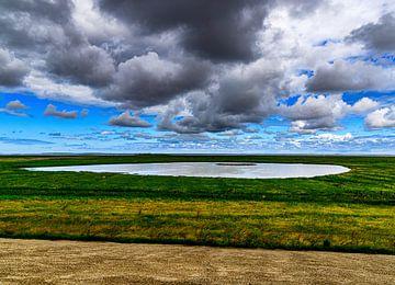 Wattenmeer von Jakob Huizen van