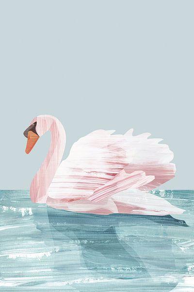 Swan von Goed Blauw