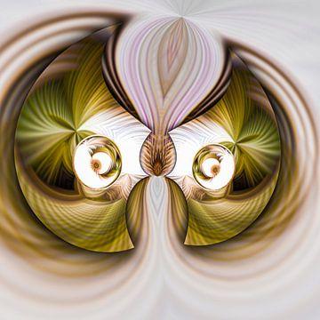 Phantasievolle abstrakte Twirl-Illustrationen 97/10 von PICTURES MAKE MOMENTS