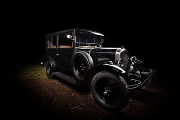 Peugeot 177M (1926) Lightpainted van Vincent Snoek