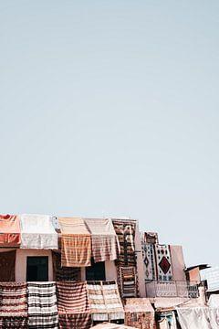 De kleuren van Marrakech van Liselore Stap