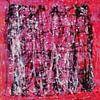 Composition abstraite 581 van Angel Estevez thumbnail
