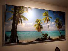 Kundenfoto: Amuri, Aitutaki - Cook Islands von Van Oostrum Photography, auf leinwand