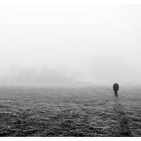 Man met een missie van Affect Fotografie