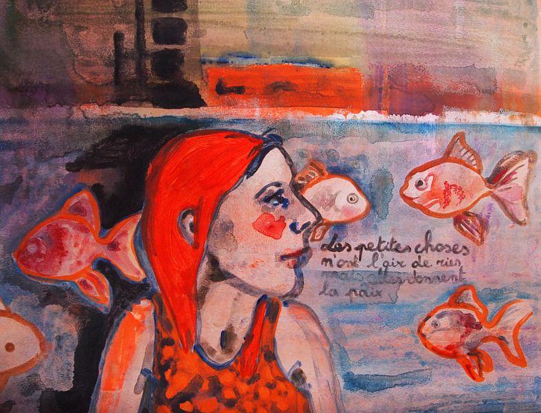 Les petites choses van Sandrine Lambert