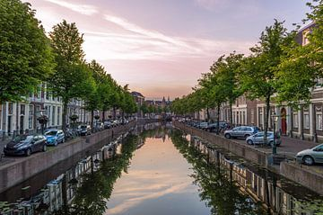 Leiden, het Venetië van het noorden van Richard Steenvoorden