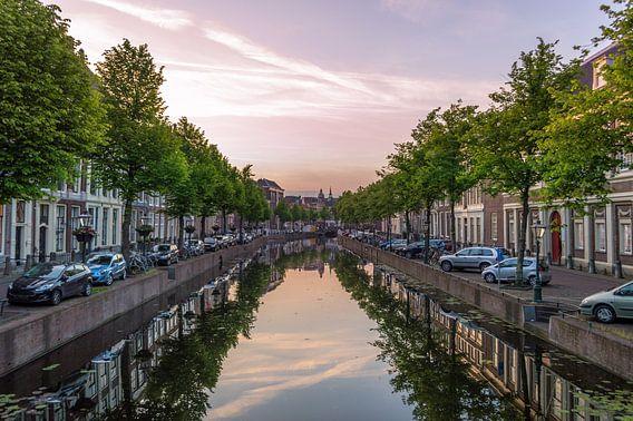 Leiden, het Venetië van het noorden