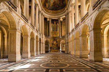 Kapelle des Schlosses von Versailles von Kris Christiaens