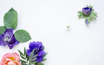 Bloemen Arrangement van Nicole Schyns