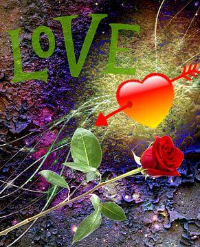 pour les salutations d'amour sur Gertrud Scheffler