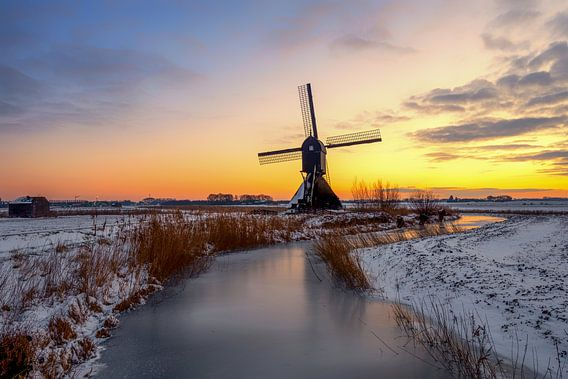 Winters in Nederland