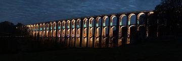 Viaduct van Chaumont, Frankrijk van Atelier Liesjes