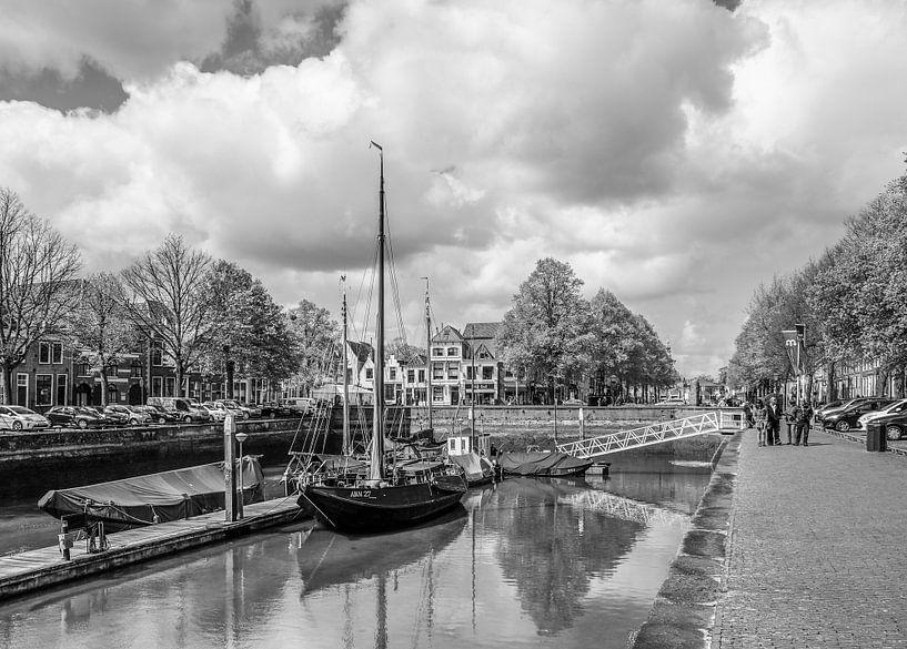 Oude Haven Zierikzee van Wessel Krul