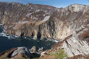 Cliffs at Sligo (Ireland) van