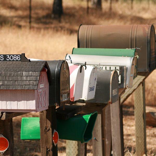 Mailboxes van Karen Boer-Gijsman