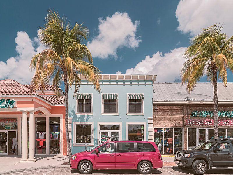 Fort Myers II van Michael Schulz-Dostal