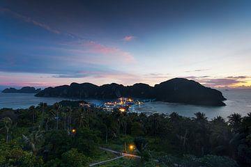 Koh Phi Phi Thailand van Luc Buthker