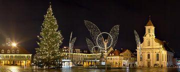 Engel von Ludwigsburg von Keith Wilson Photography
