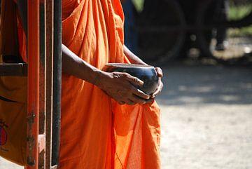 Bhikkhu monnik van Onne Kierkels