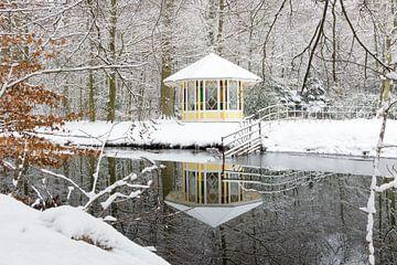 Winter op Landgoed Elswout van Michel van Kooten