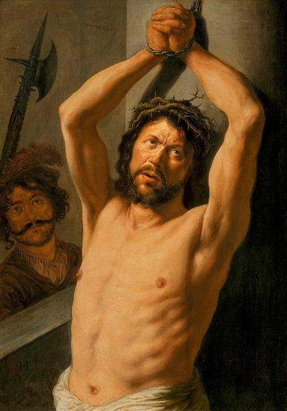 Christus an der Säule, Jan Lievens von Meesterlijcke Meesters