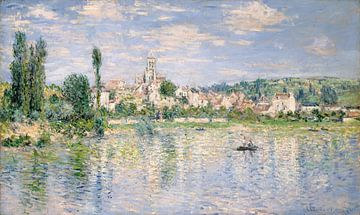 Vétheuil im Sommer, Claude Monet