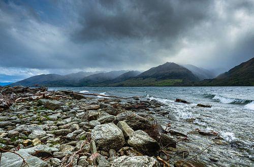 Storm in Nieuw Zeeland