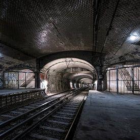 Het laatste station van Jeroen van Dam