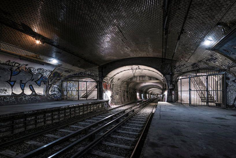 The lost station von Jeroen van Dam