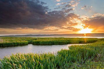 zonsondergang  von Rick Kuijten