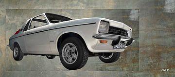 Opel Kadett C Aero in originele kleur van aRi F. Huber