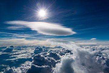 Lenticularis Wolke von Denis Feiner
