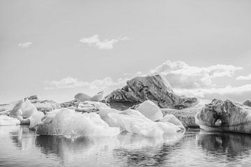 Icebergs II van Pascal Deckarm