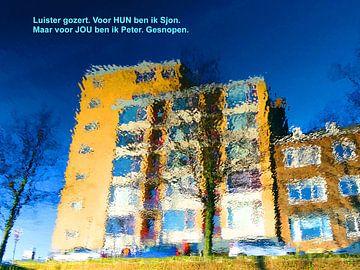 Small Talk: Voor Hun Ben Ik Sjon! van MoArt (Maurice Heuts)