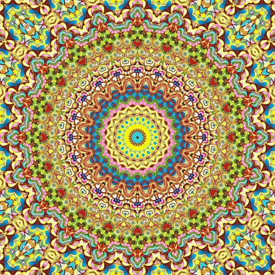 Mandala Style 75