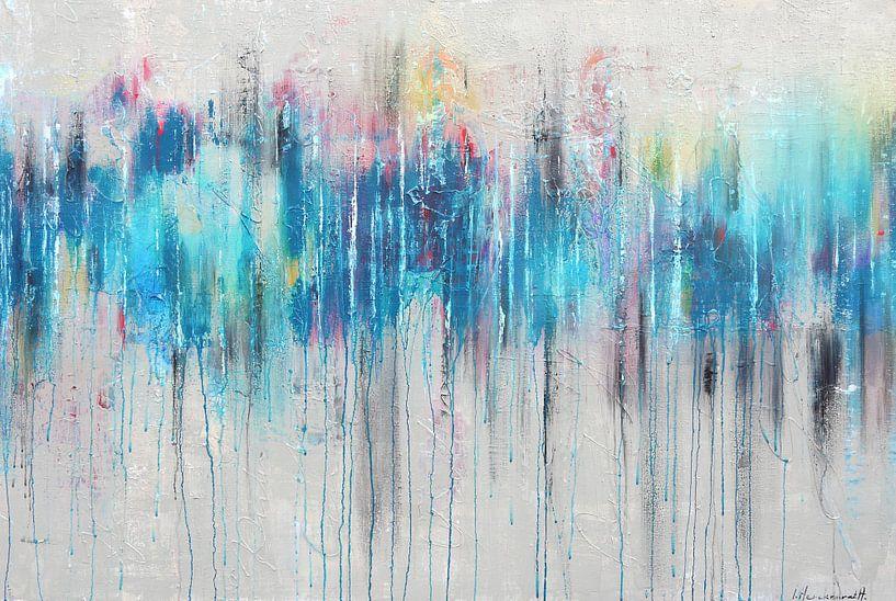 Color rain van Atelier Paint-Ing