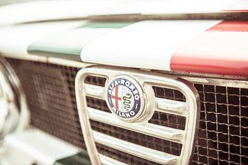 Alfa Romeo Giulia Sprint GTA-Logo von Sytse Dijkstra