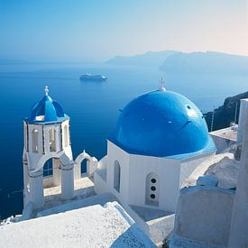 La Grèce et ses monuments antiques sur toile, Xpozer, Aluminium ou poster et photo à encadrer